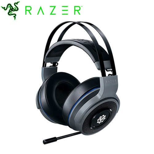 Razer Thresher for Xbox One 戰戟鯊 Gears 5版 耳機麥克風(2Y)